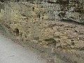 Bunter Sandstone section - geograph.org.uk - 1206854.jpg