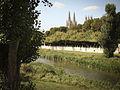 Burgos Catedral desde el río.jpg
