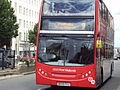 Bus on A41 at Birmingham - DSC08798.JPG