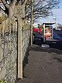 Bus stops, Donaghadee - geograph.org.uk - 1802543.jpg