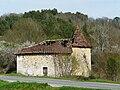 Bussac maison ruines carrefour D109-D2.JPG