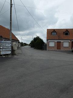 Buysscheure Commune in Hauts-de-France, France