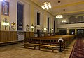 Bytom Sacred Heart church interior western side 2021.jpg