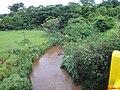 Córrego São Francisco, também chamado de Córrego da Divisa, na Rodovia vicinal Jardinópolis-Jurucê - panoramio.jpg