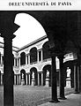 C. Golgi, Statues at Palace of the University of Pavia Wellcome L0002864.jpg