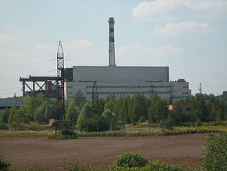 District heating - The cancelled Russian Gorky Nuclear Heating Plant in Fedyakovo, Nizhny Novgorod Oblast