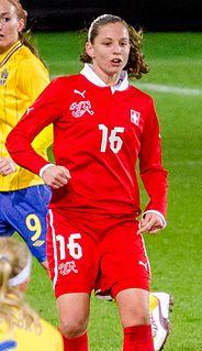 Fabienne Humm Association footballer