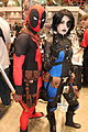 C2E2 2013 - Deadpool and Domino (8683850941).jpg
