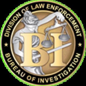 California Bureau of Investigation - Image: CA BI Logo