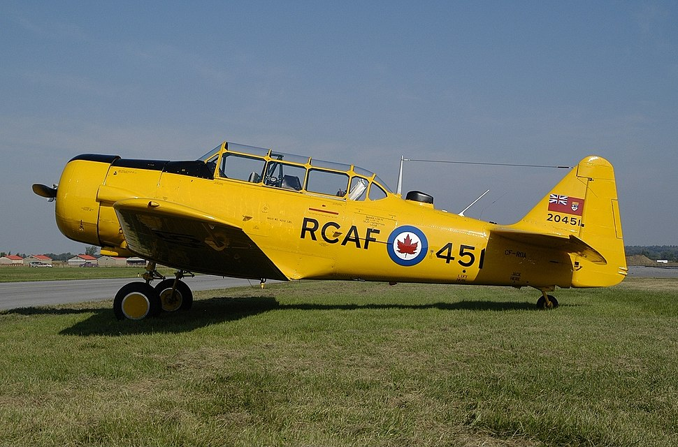 CCF Harvard Mk4 AN0918533
