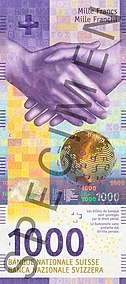 Swiss Franc Wikipedia