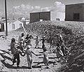 CHILDREN PLAYING AT KIRYAT AVODA IN HOLON. ילדים משחקים בקרית עבודה בחולון.D840-094.jpg