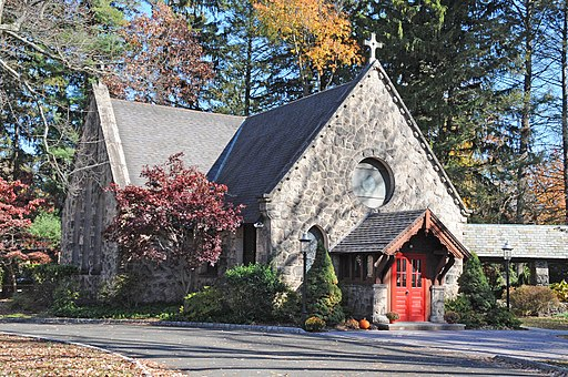CHURCH OF THE HOLY COMMUNION, NORWOOD, BERGEN COUNTY NJ