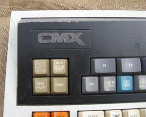 CMX Systems - CMX keyboard
