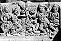COLLECTIE TROPENMUSEUM Reliëf op de aan Shiva gewijde tempel op de Candi Lara Jonggrang oftewel het Prambanan tempelcomplex TMnr 10016185.jpg