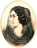 C Buchner - Lola Montez Guache 1847 (115).jpg