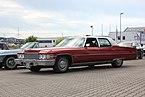 Cadillac Fleetwood Brougham, Bauzeit 1973-74 (2017-06-11 Sp).JPG