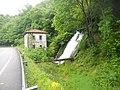 Caida de agua , antiguo molino en Fries , Ribadesella , Asturias. - panoramio.jpg