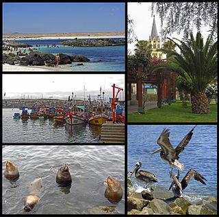 Caldera, Chile City and Commune in Atacama, Chile