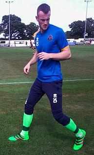 Callum Burton English footballer