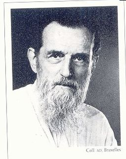 Camille Bulcke Jesuit missionary