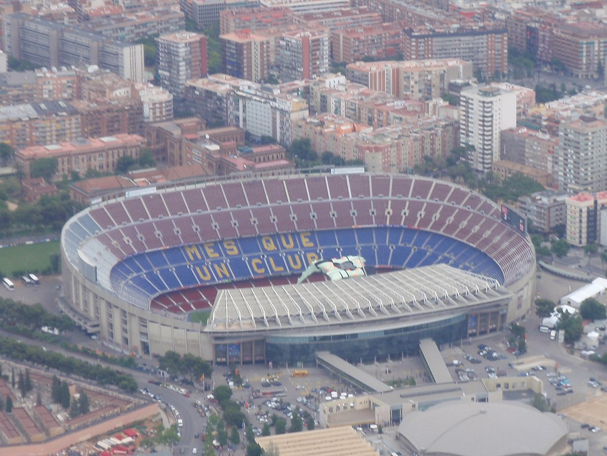 List Of European Stadiums By Capacity Wikipedia