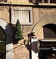 Campo Marzio - memoria di Eleonora da Fonseca a Ripetta 1110321.JPG