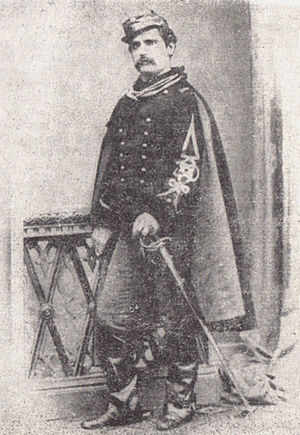 Alexandru Candiano-Popescu - Candiano-Popescu, ca. 1866