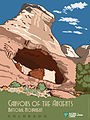 Canyons of the Ancients National Monument in Colorado - Poster (18671094458).jpg