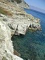 Cap Corse - Baie de Capandola's crystal waters - panoramio.jpg