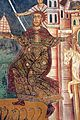 Cappella di san silvestro, affreschi del 1246, storie di costantino 06 donazione di costantino 3.jpg