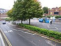 Car park and recycling centre on Foresters Way - geograph.org.uk - 1540400.jpg