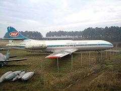 JAT Каравела Sud-Aviation Se.210 Caravele