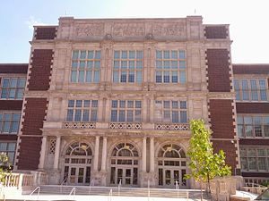 Cardozo Education Campus - The building is listed on the National Register of Historic Places