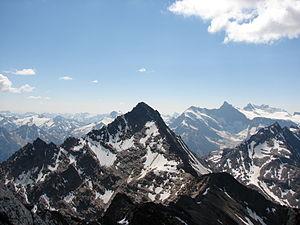 Cariboo Mountains - Peaks in the Premier Range