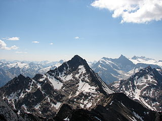 Cariboo Mountains Subrange of the Columbia Mountains in British Columbia, Canada