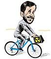 Caricature of Mahmoud Ahmadinejad.jpg