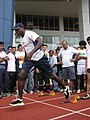 Carl Lewis in Singapore (2006).jpg