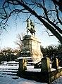 Carl XV of Sweden statue 2007 Stockholm.jpg
