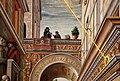 Carlo crivelli, annunciazione con sant'emidio, dalla chiesa dell'annunciazione ad ascoli 02.jpg