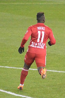 Carlos Rivas (footballer, born 1994) Colombian association football player