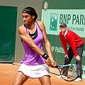 Caroline Garcia, 2011 Roland Garros (4).jpg