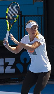 2018 Caroline Wozniacki tennis season 2018 tennis player season