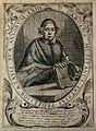 Carolus Musitanus. Line engraving by (P. G.), 1709. Wellcome V0004188.jpg