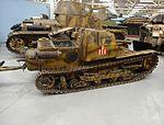 Carro Veloce CV33 in the Bovington Tank Museum.jpg