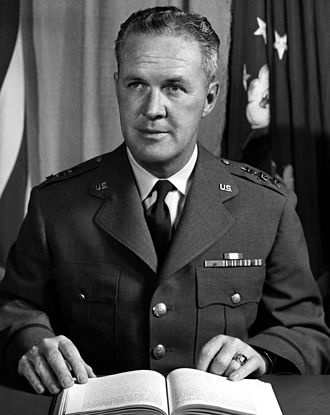 Inspector General of the Air Force - Joseph Carroll (DIA)