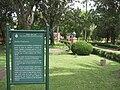 Cartel en el palacio San José.JPG