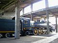 Casa de Máquinas de Temuco, locomotora 841.JPG