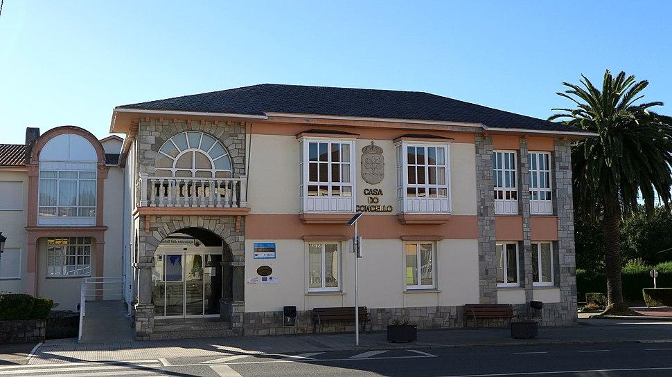 Casa do Concello de Abegondo