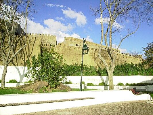 Castle of Almada